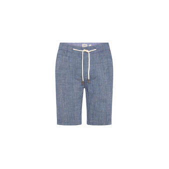 JCT light 100% cotton Bermuda shorts
