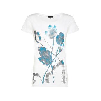 T-shirt cotone organico stampato Koan