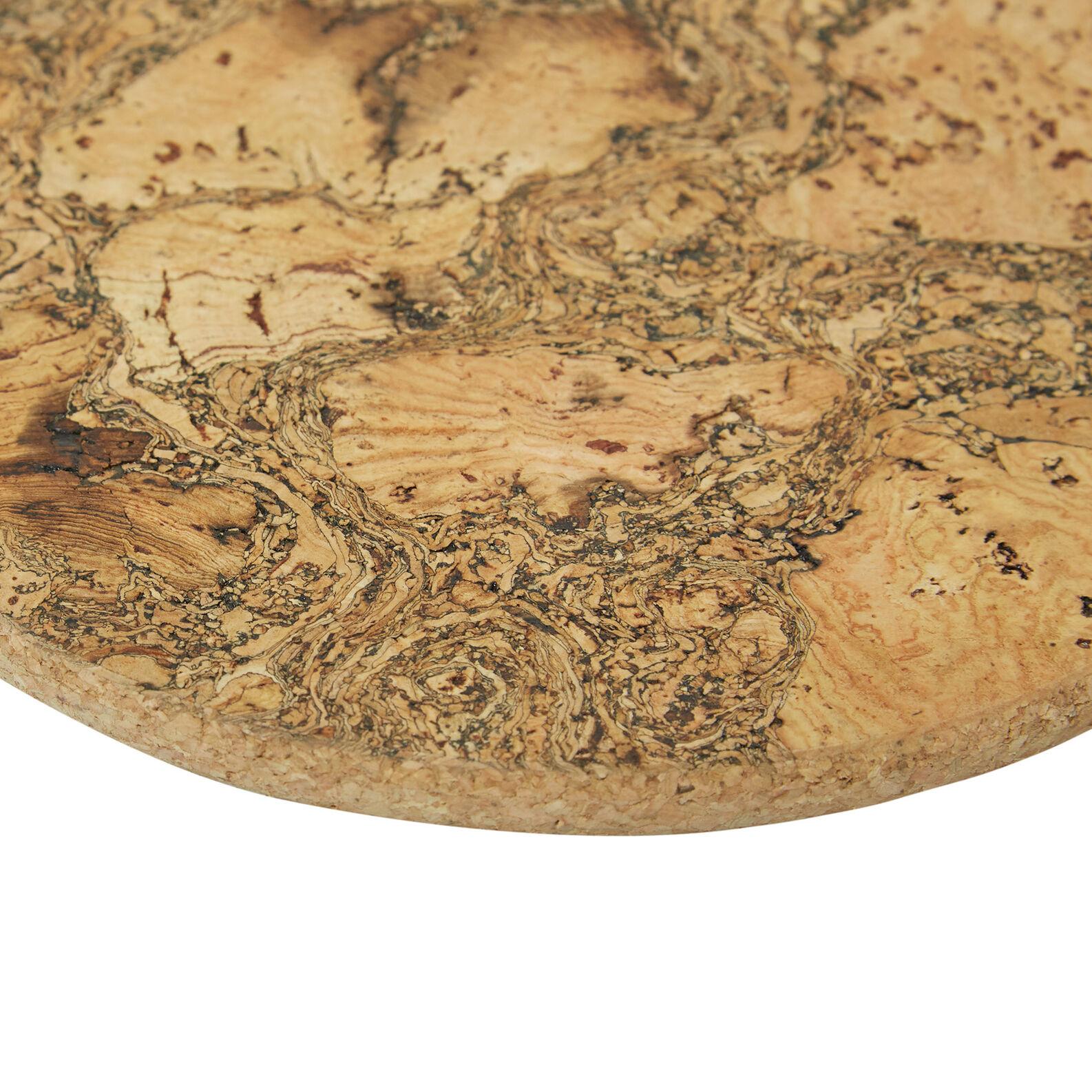 Natural cork trivet