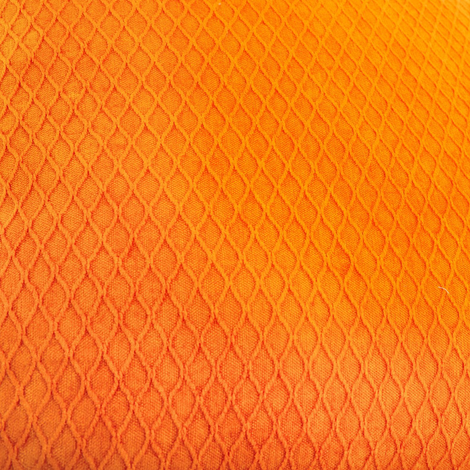Plain velvet cushion 45x45cm