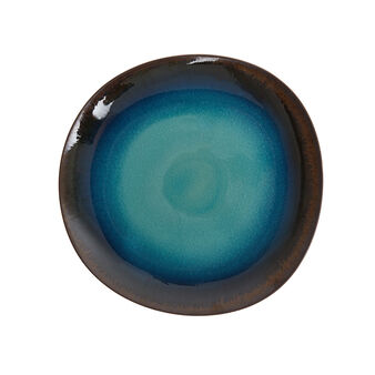 Karma stoneware dinner plate