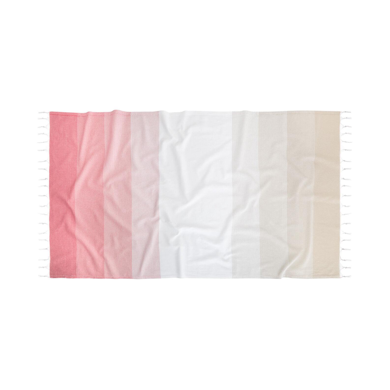 Hammam cotton striped beach towel
