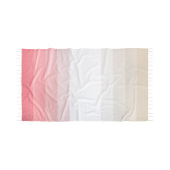 Hammam cotton striped beach towel