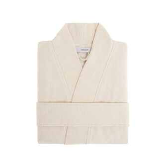 100% mixed cotton bathrobe