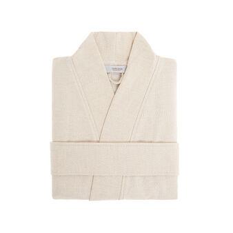 100% mixed cotton bathrobe