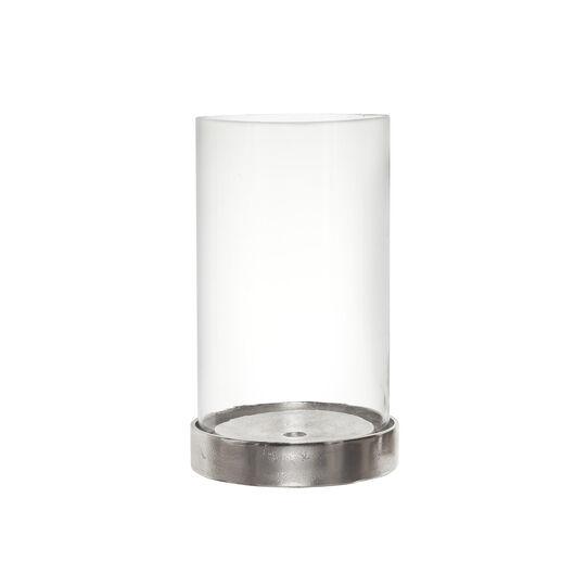 Antivento vetro e allumino