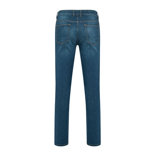 Slim-fit jeans with five pockets