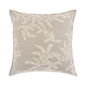 Cushion foliage weave 50x50cm