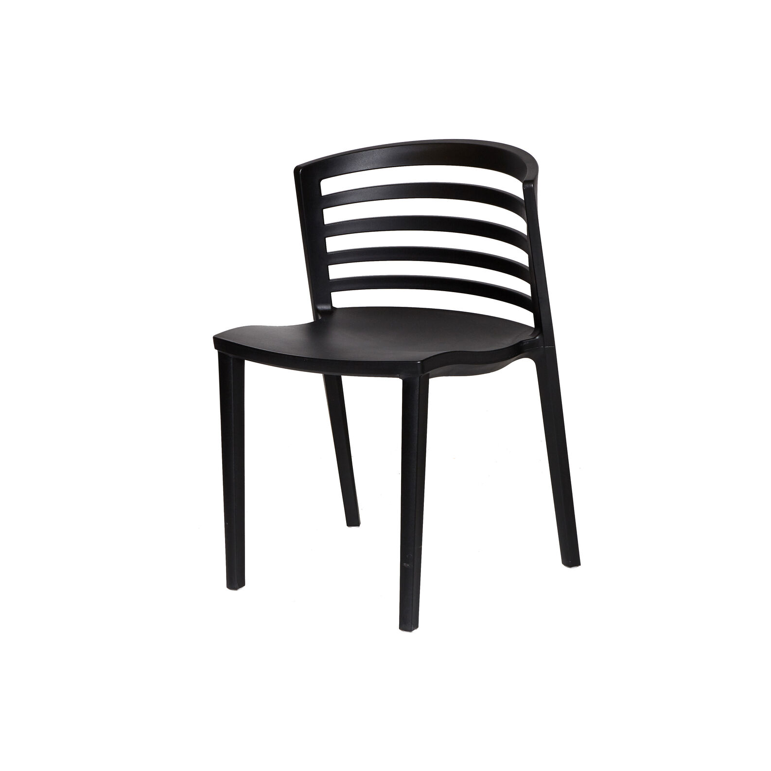Venezia fibreglass and plastic chair