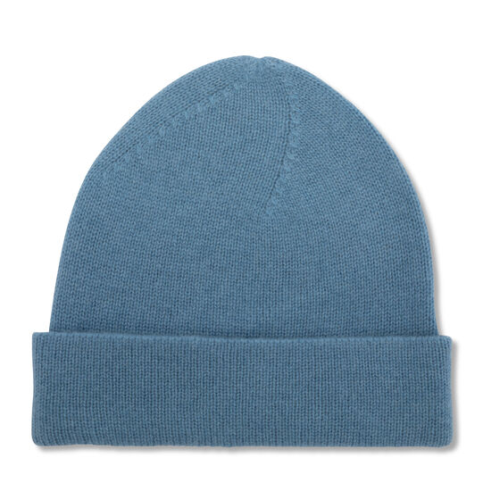 Cashmere hat.