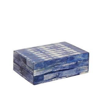 Box in osso tie-dye