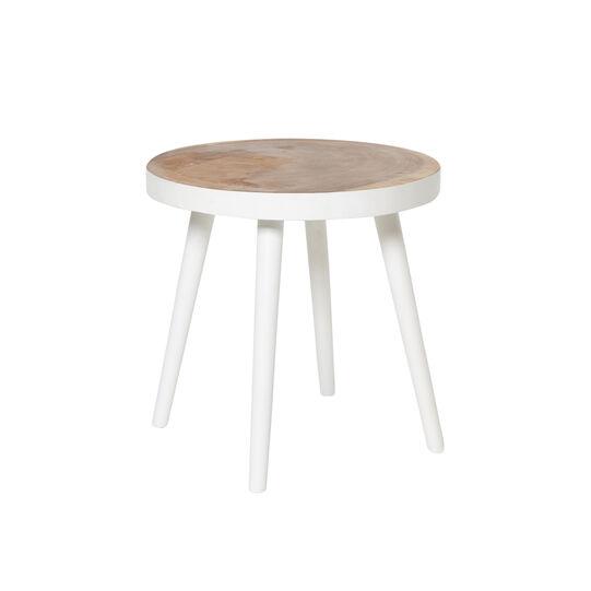 Tavolino legno di mogano Katiga