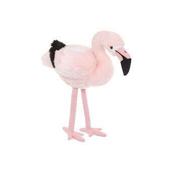 Flamingo soft toy