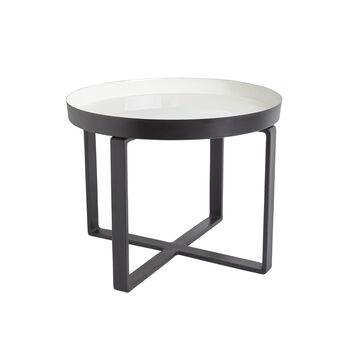 Coffee table in ferro Pablo