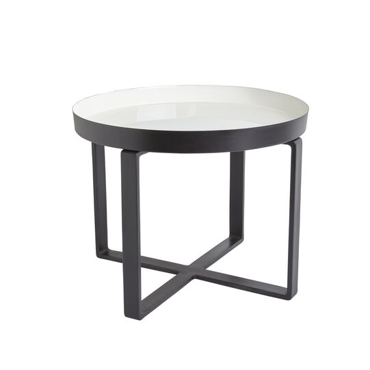 Pablo coffee table in iron
