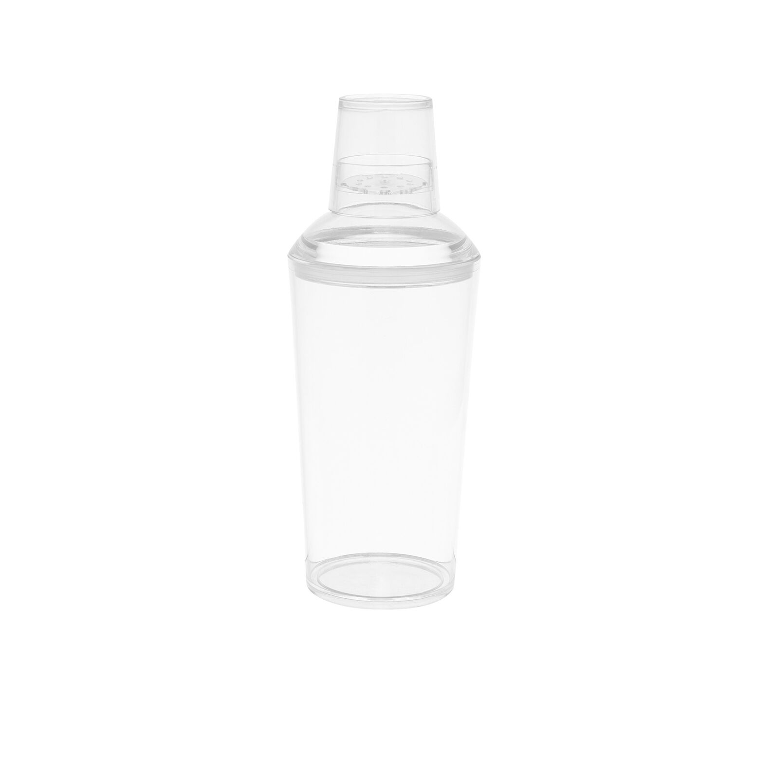 MS plastic cocktail shaker
