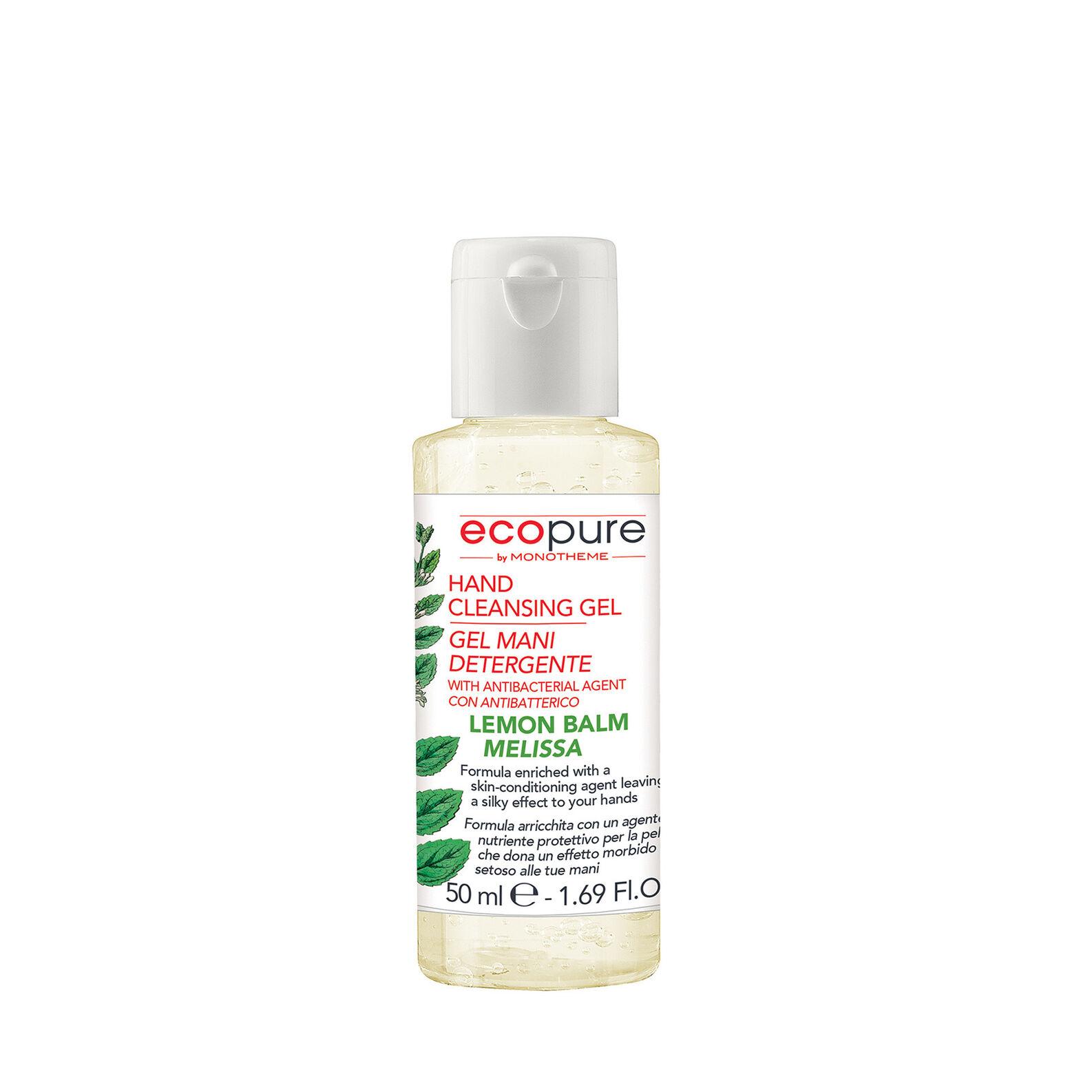Melissa Ecopure hand gel by Monotheme 50ml
