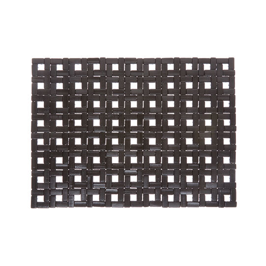 Bamboo mesh table mat