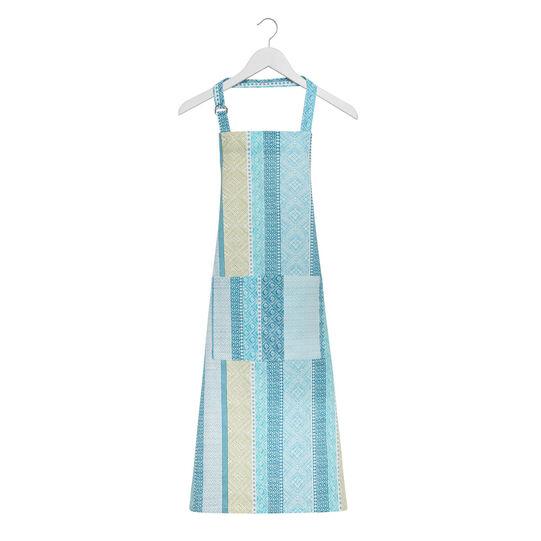 Pure cottone kitchen apron.