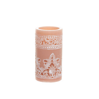 Candle Indian decor