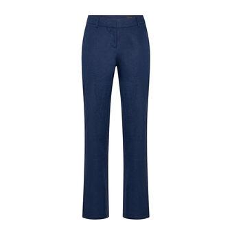 Koan classic trousers in 100% linen