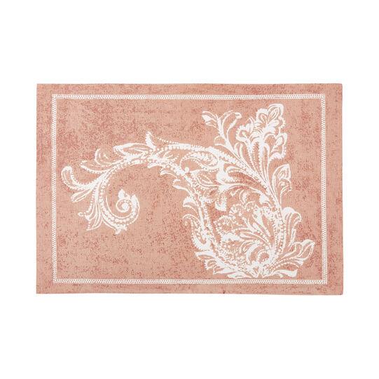 Tovaglietta puro cotone maxi stampa paisley