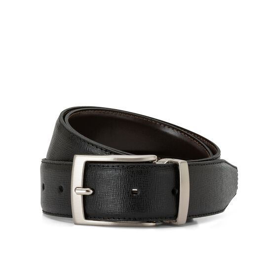 Real-leather belt