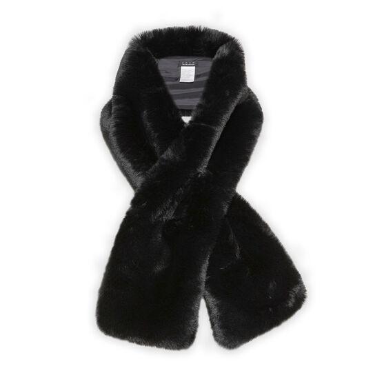 Koan fur effect scarf