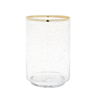 Bubble glass wind shield