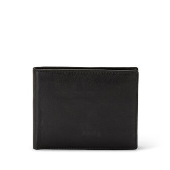 Luca D'Altieri leather wallet