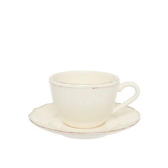 Dona Maria ceramic tea cup