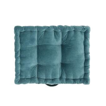 Solid colour mattress velvet cushion