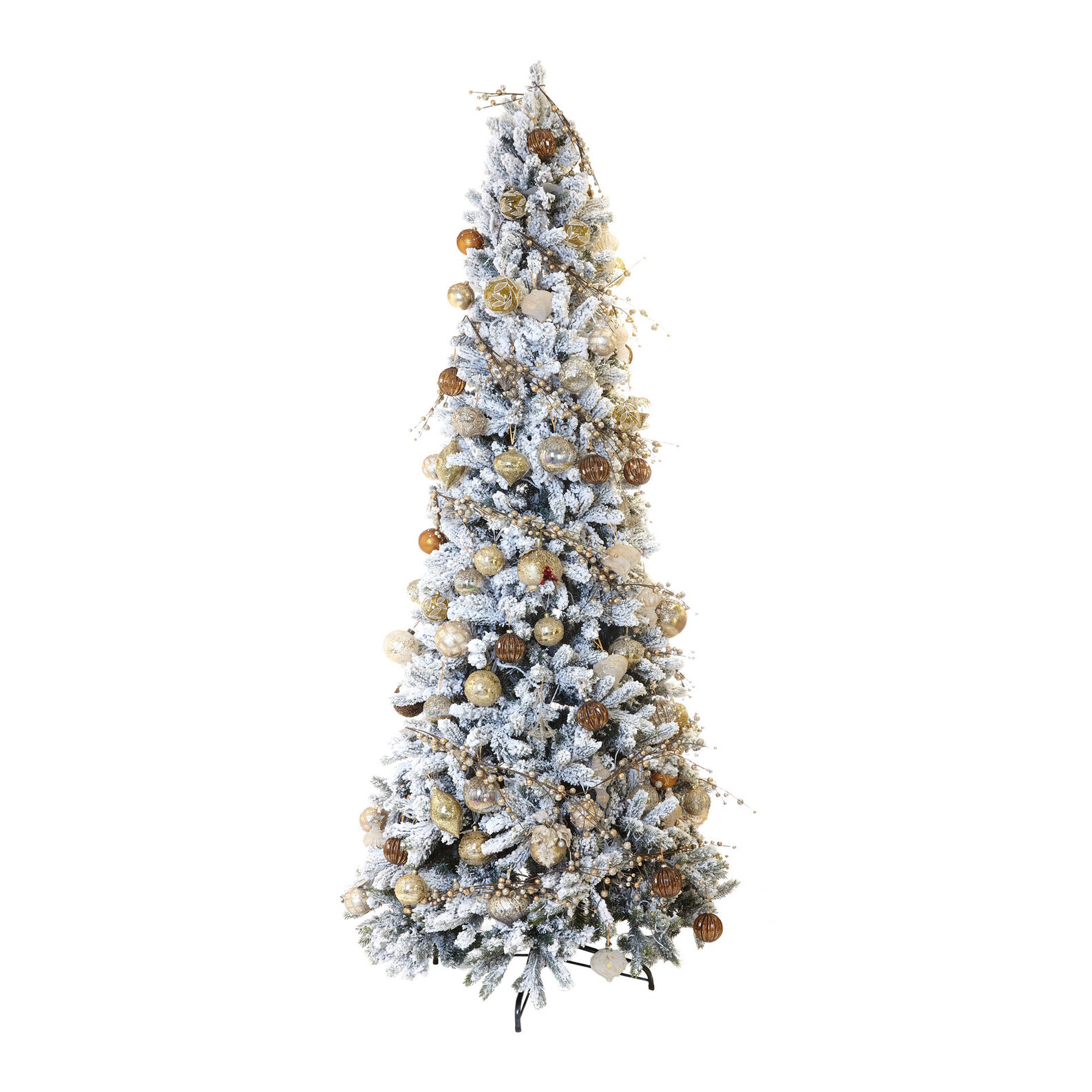 Christmas tree new Courmayeur H180cm