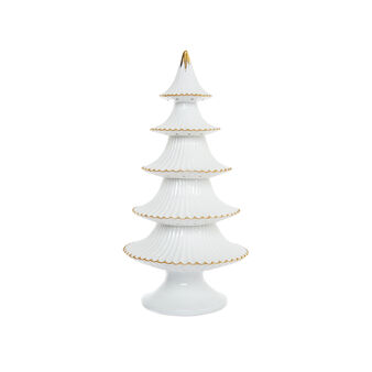 LED tree in porcelain