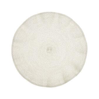 Tovaglietta rotonda intrecciata