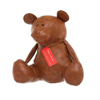 Teddy bear doopstop by Monica Richards London