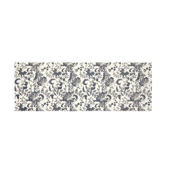 Cotton kitchen mat with print