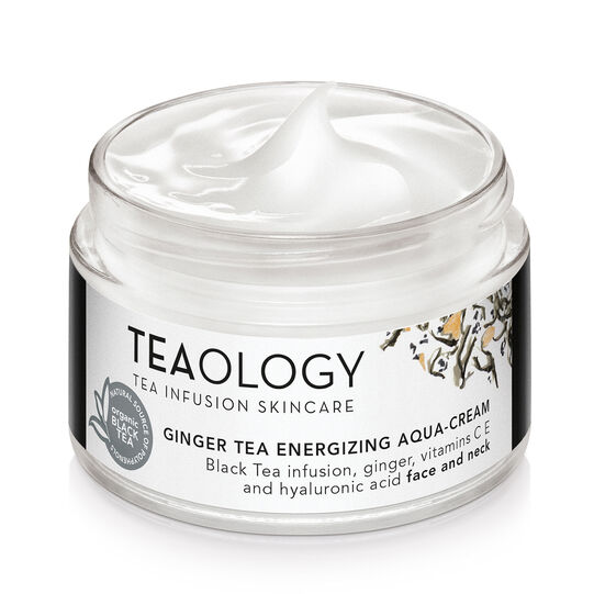 Teaology Ginger Tea Energizing Aqua-Cream 50 ml