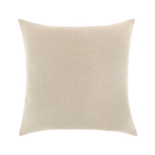 Floral print cushion 45x45cm