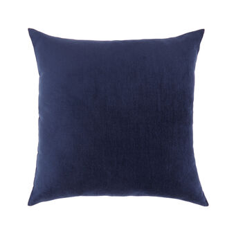 Interno 11 cotton velour cushion