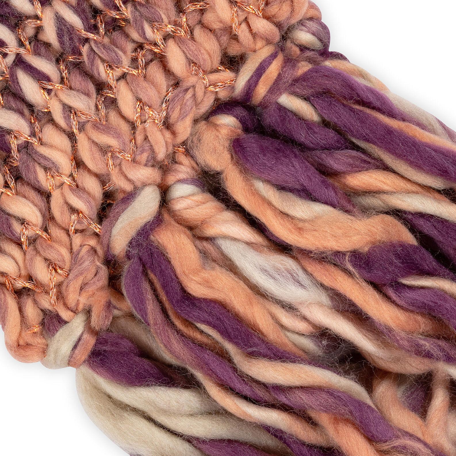 Koan woven fabric scarf