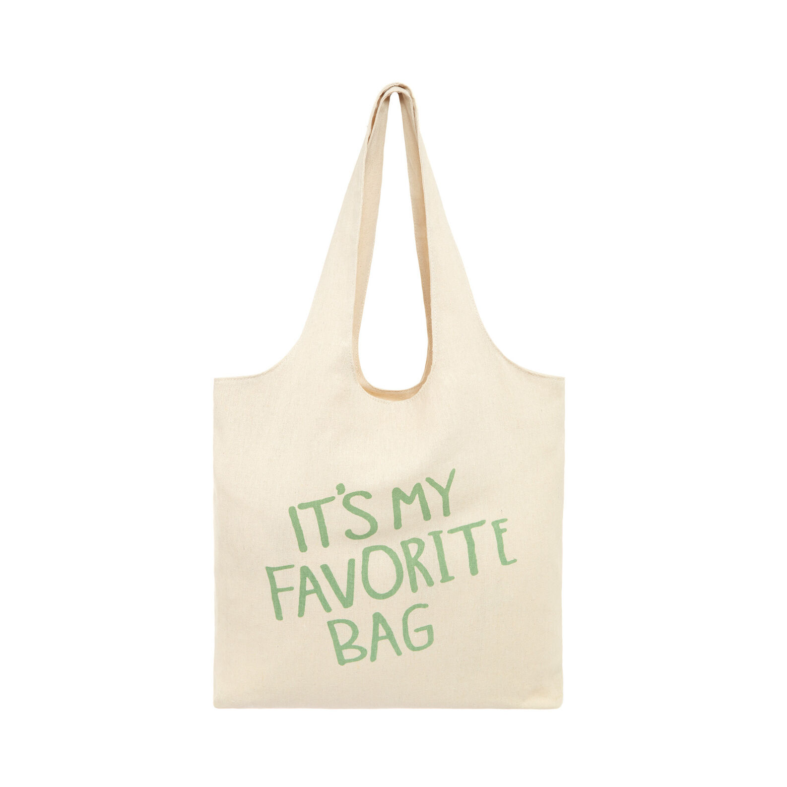 It's my favorite bag fabric shopping bag