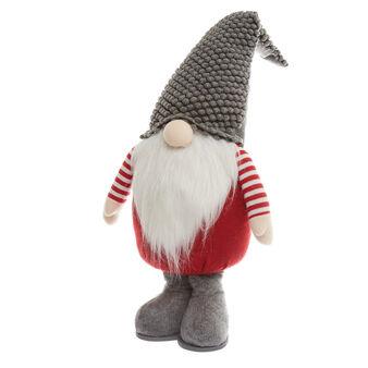 Decorative fabric gnome