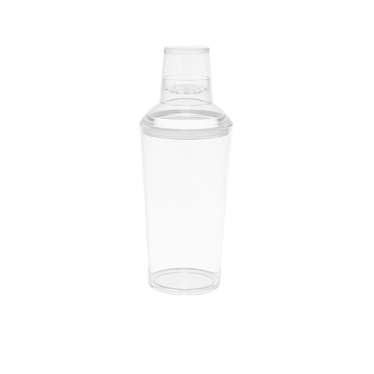 Shaker cocktail plastica MS