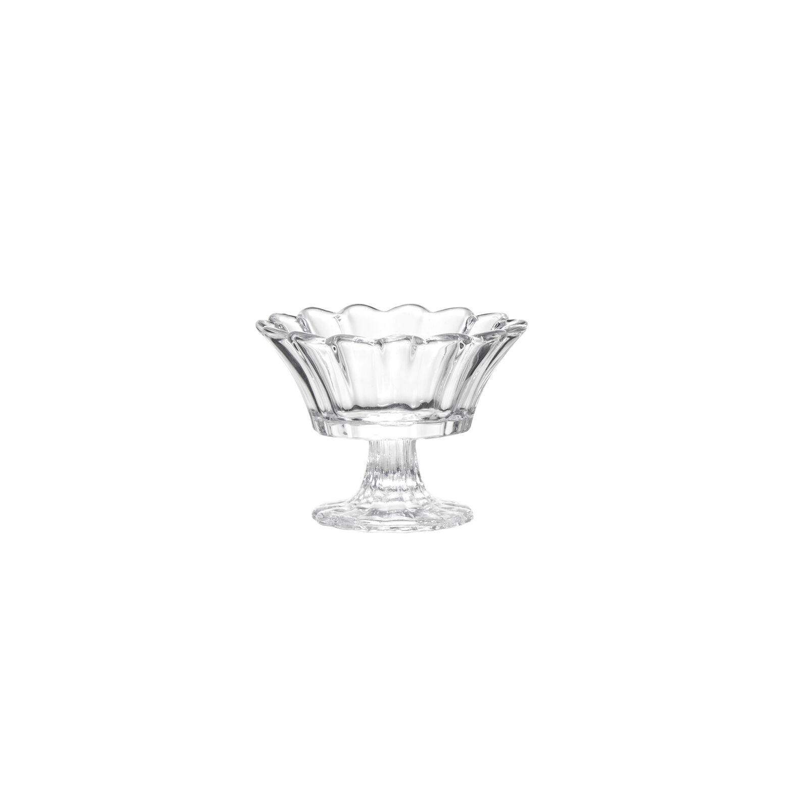 Petal effect bowl