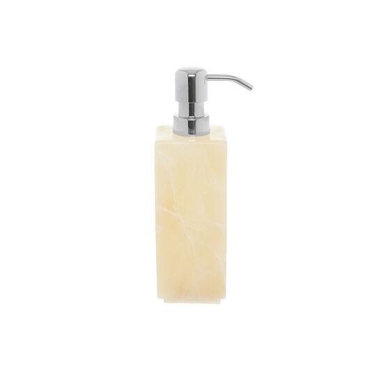 Dispenser in onice fatto a mano Solid