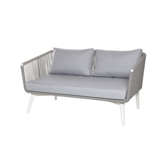 Maldives rope and aluminium sofa
