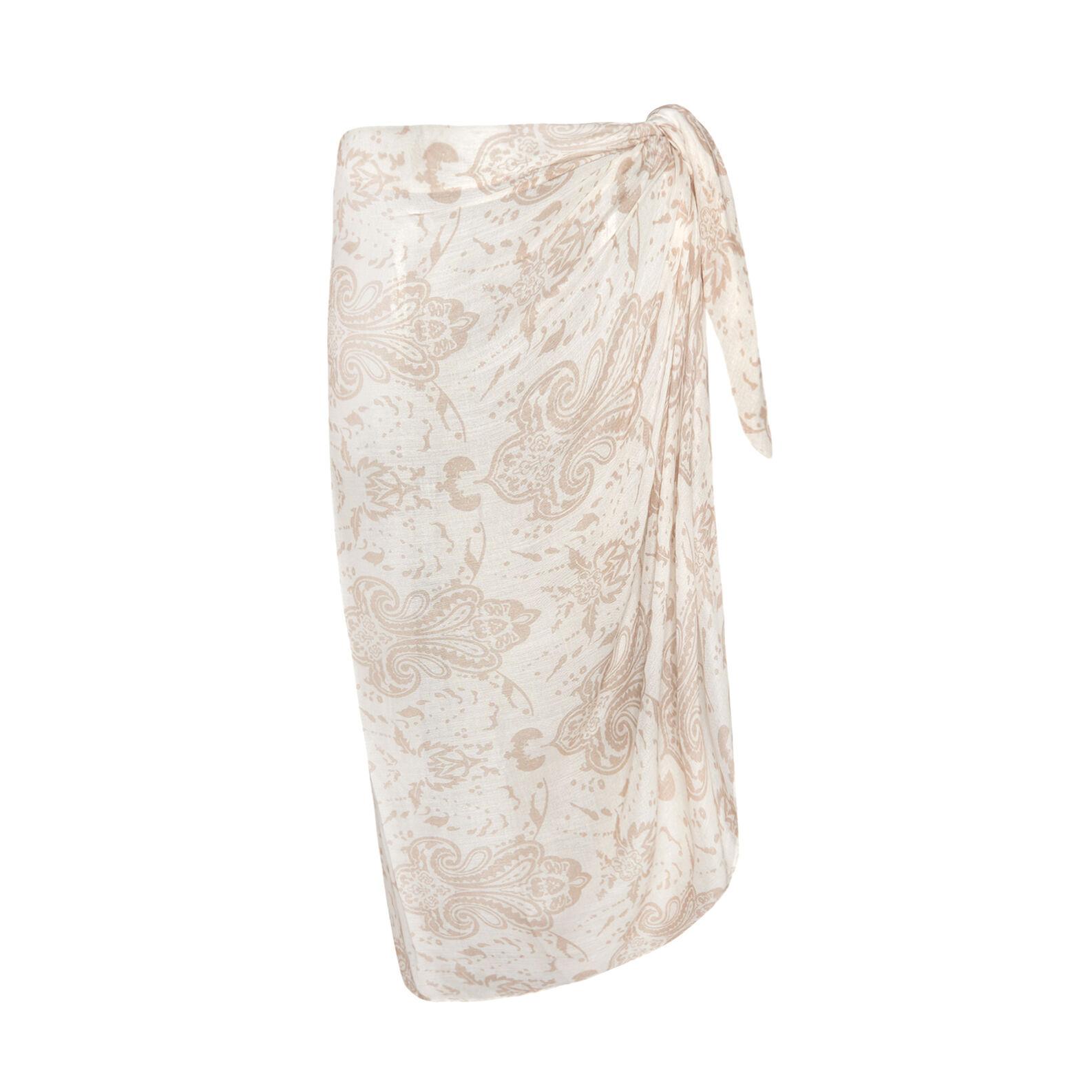 Pareo foulard viscosa