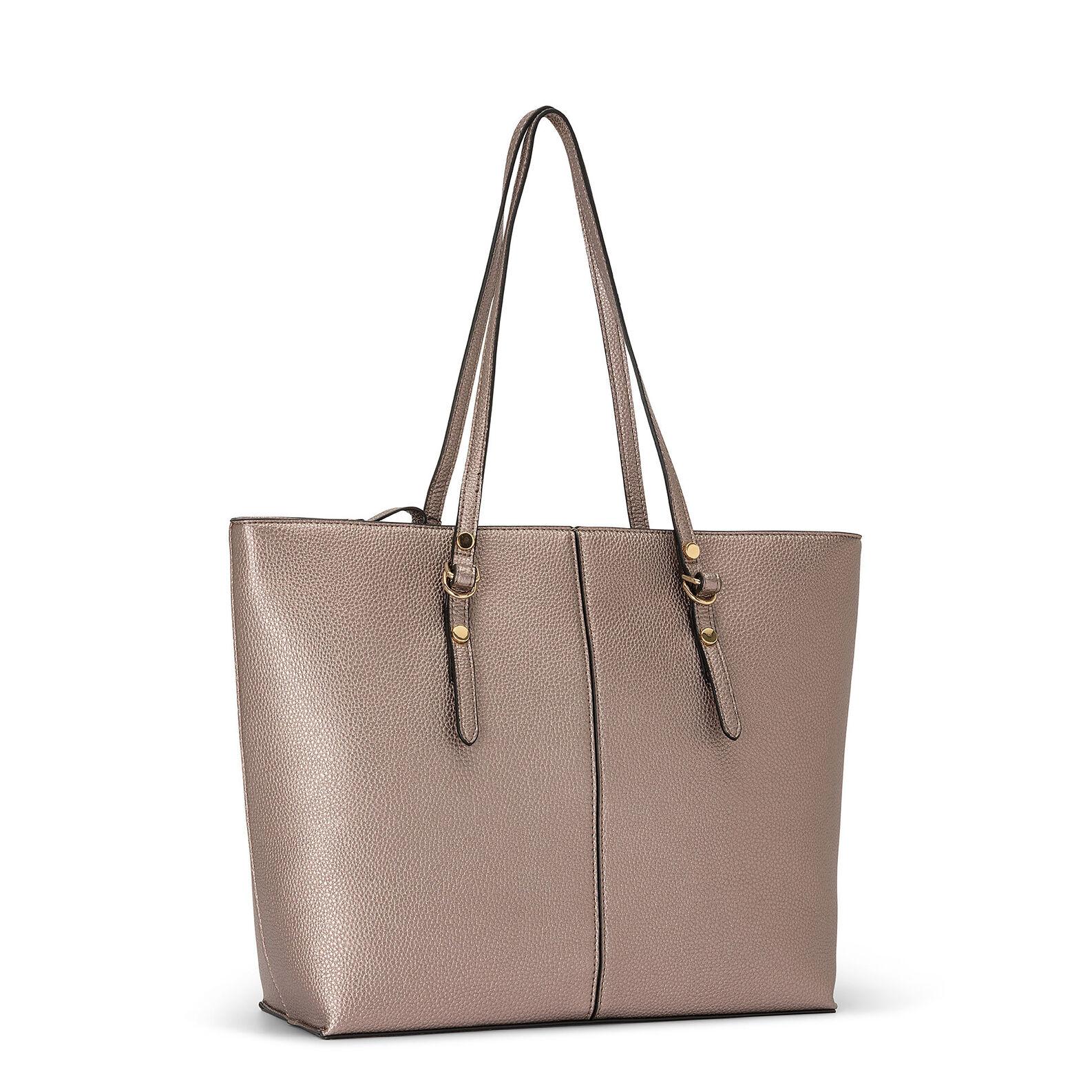 Koan solid color shopping bag