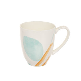 Mug new bone china Peggy